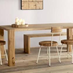 Mobhaus - Rustic Dinning Table Set Copy