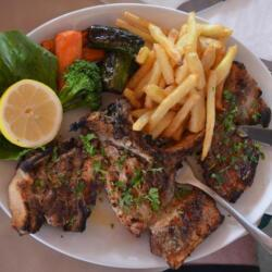 Nama Restauran Pork Chops
