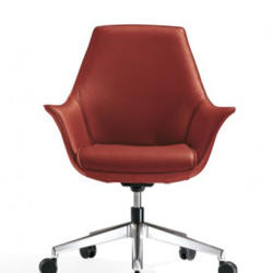 Titan Office - Kimera Red Conference Armcahir