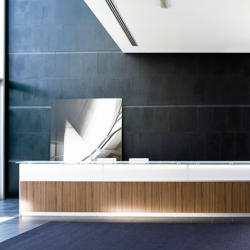 Titan Office - Led Reception Desk