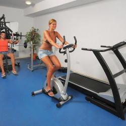 Petrosana Hotel Apartments Gym