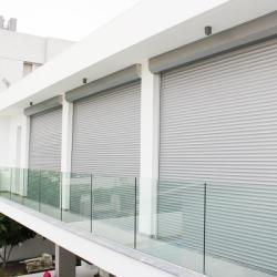 Papanicolaou Blinds External Shading Systems Rolling Shutters