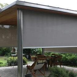 Papanicolaou Blinds External Shading Systems Vertical Awnings