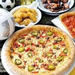 Papa Johns Pizza In Cyprus