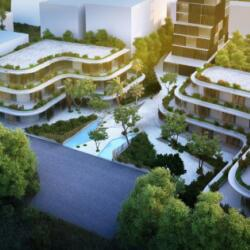 Ekky Studio Architects Mixed Use Development