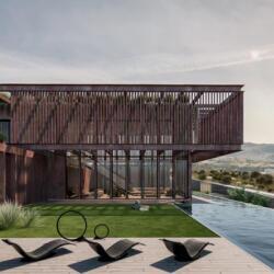 Ekky Studio Architects Mus House Outdoor