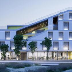 Ekky Studio Architects Student Hub Residence