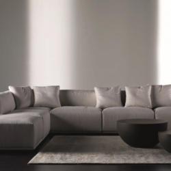 Baxter Garage - Meridiani Bacon Modern Sofa