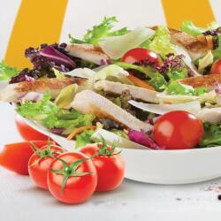 Mcdonalds Cyprus Grilled Chicken Salad