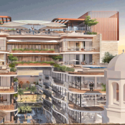 Mixed Use Development Comprising Of A Luxury 5 Star Boutique Town Hotel In Limaasol