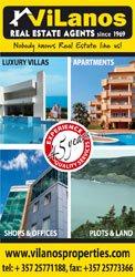 Vilanos Real Estate Agents Ltd