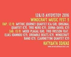 Cyprus Event: WindCraft Music Fest 3