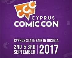 Cyprus Event: Cyprus Comic Con 2017