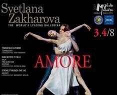 Cyprus Event: Amore by Svetlana Zakharova
