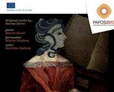 Cyprus Event: From Mycenae to Pafos - A Musical Journey of Four Millennia - Pafos2017