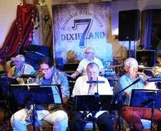 Cyprus Event: Droushia Dixie Seven Jazz Band
