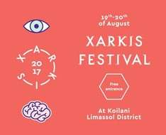 Cyprus Event: The 5th Xarkis Festival 2017