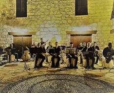 "Cyprus Event: ""Jazzologia Cyprus Big Band"" at Technopolis 20 garden"