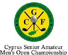 Cyprus Event: Cyprus Senior Amateur Men's Open 2017