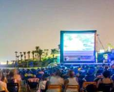 Cyprus Event: SeeFest (Cinema on the Beach) / El Olivo - Pafos2017