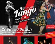 The 4th Cyprus Tango Meeting