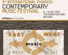 Cyprus Event: The 9th International Pharos Contemporary Music Festival