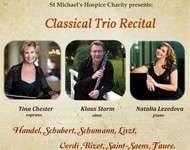 Cyprus Event: Classical Trio Recital