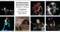 Cyprus Event: International Monodrama Festival - Blood Wedding (Spain) - Pafos2017
