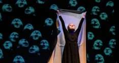 Cyprus Event: International Monodrama Festival - Antigone (Lithuania) - Pafos2017