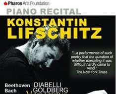 Cyprus Event: Piano Recital: Konstantin Lifschitz -  Pharos Arts Foundation