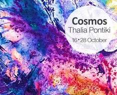 Cyprus Event: Painting Exhibition by Thalia Pontiki