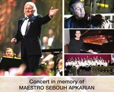 Cyprus Event: Concert in Memory of Maestro Sebouh Apkarian