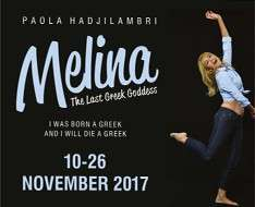 Melina: The Last Greek Goddess