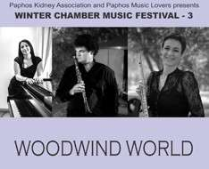 Cyprus Event: Woodwind World - WINTER CHAMBER MUSIC FESTIVAL