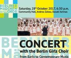 Cyprus Event: Concerts of Berlin Girls Choir - Dasaki Achnas