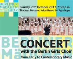 Cyprus Event: Concerts of Berlin Girls Choir - Agia Napa
