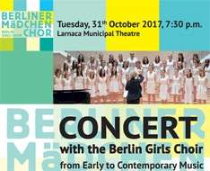 Cyprus Event: Concerts of Berlin Girls Choir - Larnaka