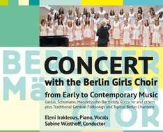 Cyprus Event: Concerts of Berlin Girls Choir - Lefkosia