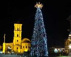 December and Christmas Events in Larnaka 2017