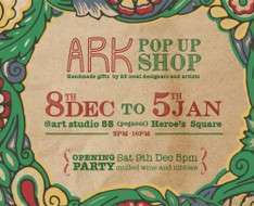 Cyprus Event: ARK Christmas pop-up shop