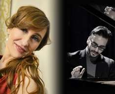 Recital of Alda Caiello (soprano) & Andre Gallo (piano)