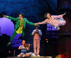 Cyprus Event: Peter Pan - NT Live (Lefkosia)