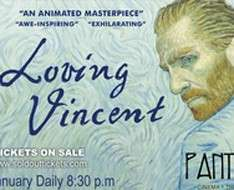 Cyprus Event: Loving Vincent