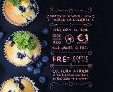The Desserts Festival Cyprus 2018