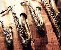 "Cyprus Event: ""From Rag Time to Jazz"" with the Saxophone Quintet ARTE"
