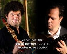Cyprus Event: 'Argentinean Tribute' with the Claritar Duo