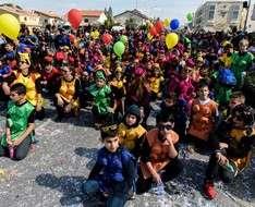 Aglantzia Carnival 2018