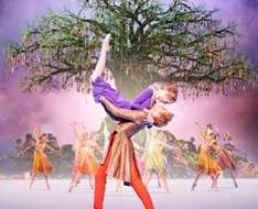 Cyprus Event: Winter's Tale - Royal Ballet
