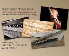 Music Talks: Shakespeare & Music - CVAR