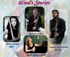 Cyprus Event: WIND'S STORIES Concert